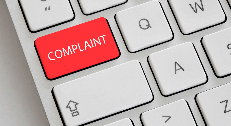 Find the complaint you need
