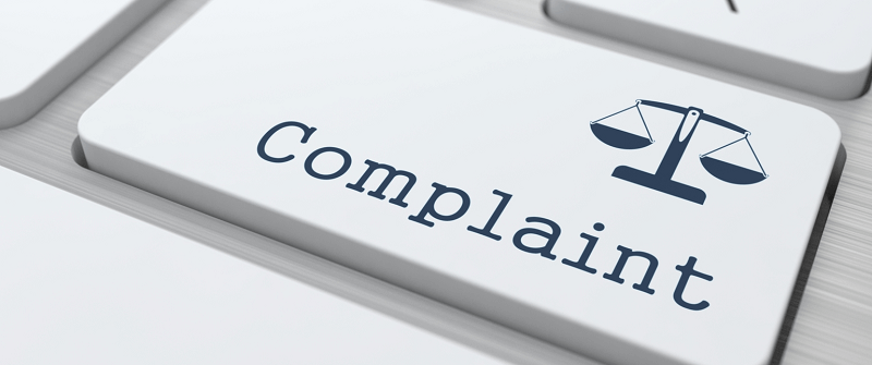 138 Complaint Dismissed Default